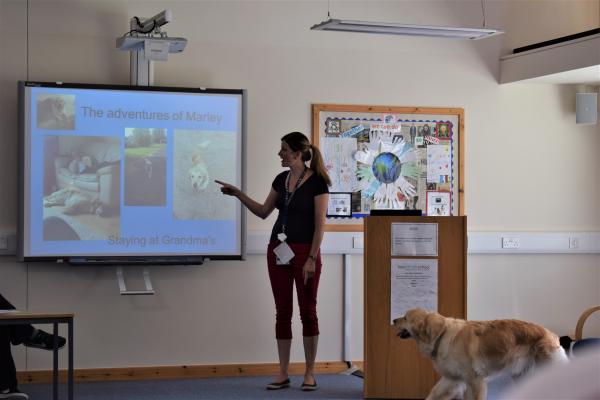 New Struan School Assembly 28/05