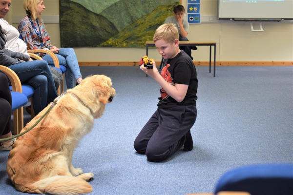 Scottish Autism New Struan School Assembly 11/06