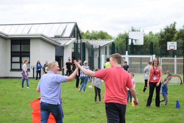 New Struan School Sports Day 2017
