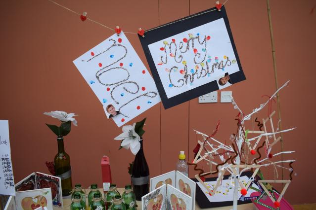 New Struan School Christmas Market