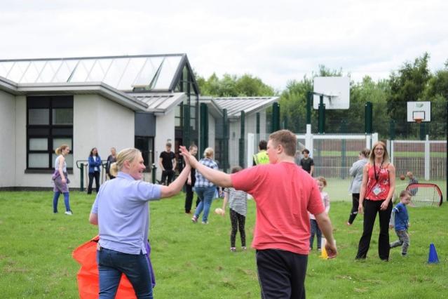 New Struan School Sports Day