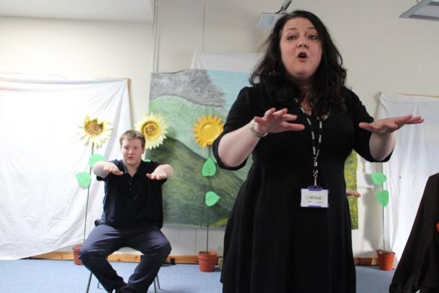 New Struan School Drama Performance