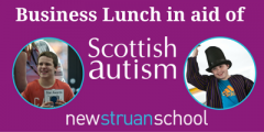 Business Lunch Event for New Struan School