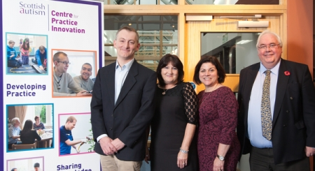 Scottish Autism Centre for Practice Innovation