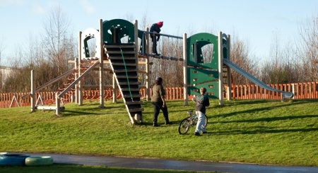 New Struan School Playground