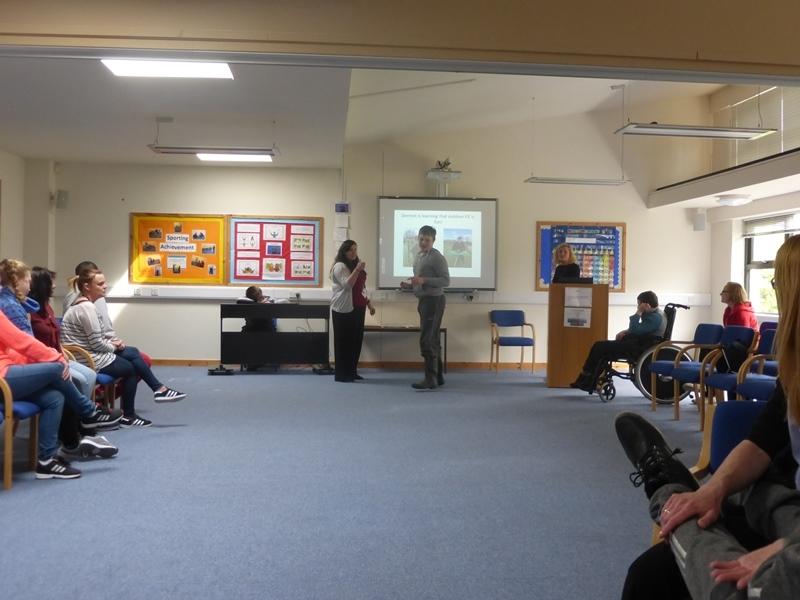 New Struan School Dermot