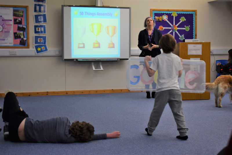 New Struan School Assembly 201218