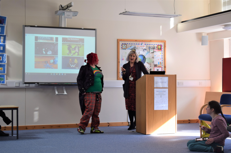 New Struan School Assembly 26/03