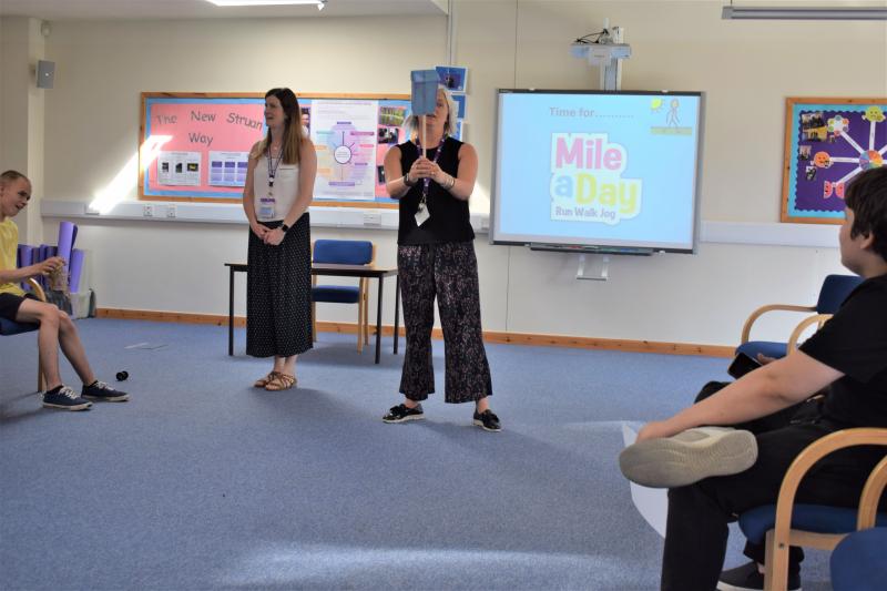 New Struan School Assembly 220419