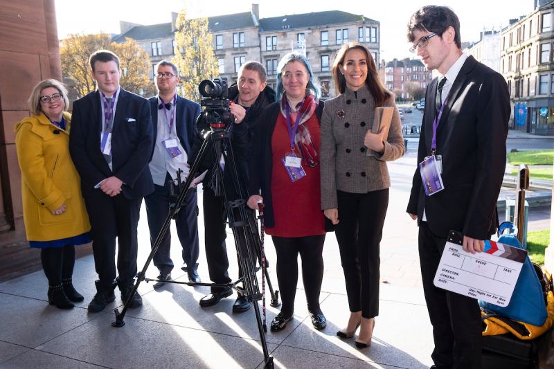 Scottish Autism Iceberg Productions Valued and Autistic