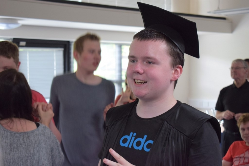 New Struan School Graduation
