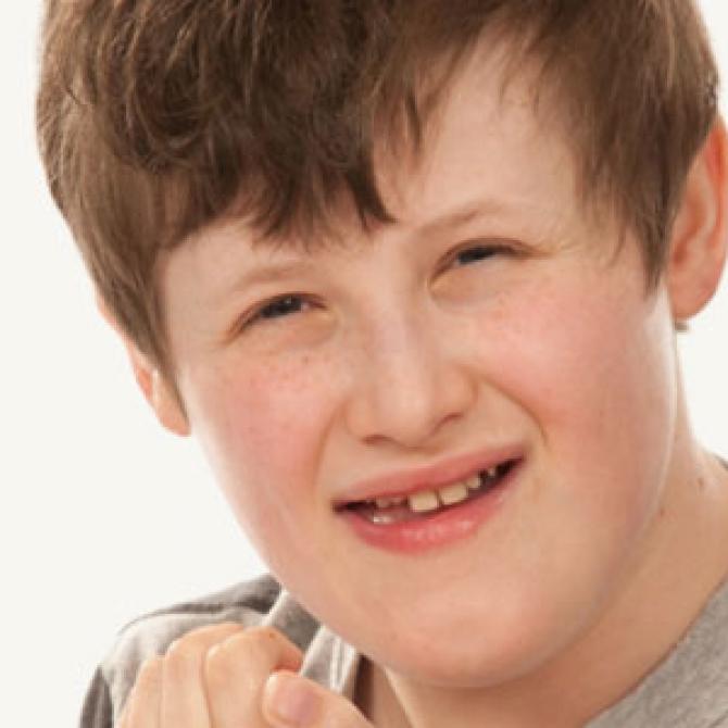 Connal - Pupil at New Struan School