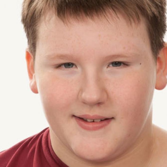 Jason - Pupil at New Struan School