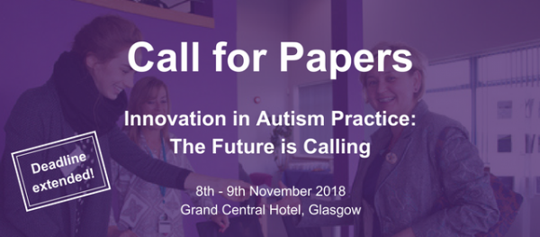 Scottish Autism 50th Anniversary Conference