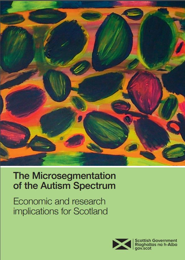 Microsegmentation of the Autism Spectrum