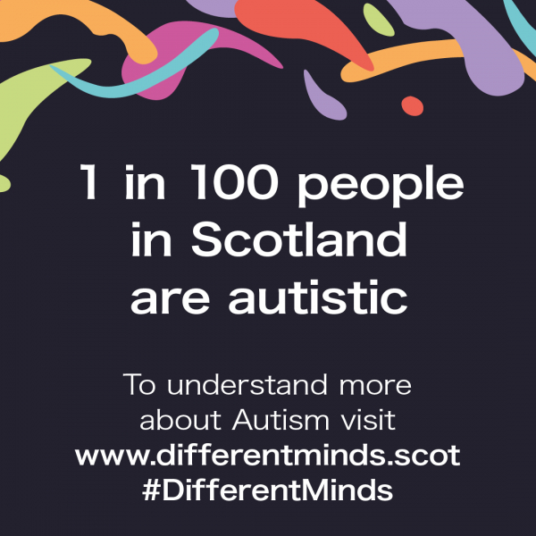 different minds one scotland campaign visual