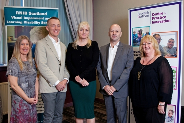 Championing vision awareness in autism services