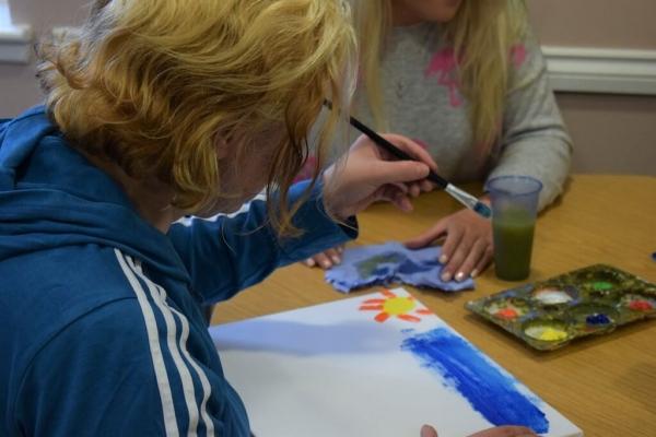 Fife Outreach Art Group