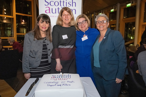 Scottish Autism The Scottish Parliament Reception