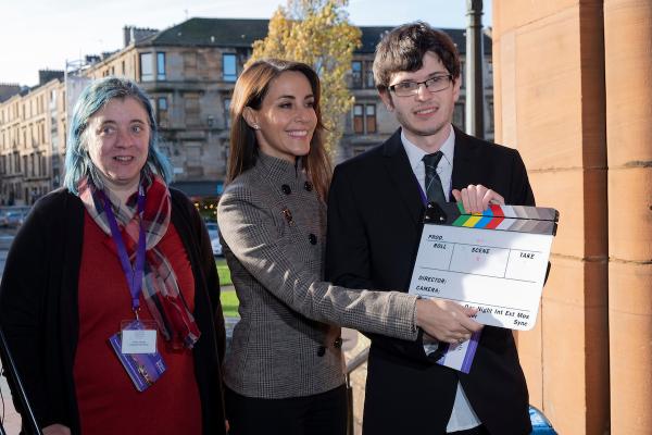 Scottish Autism Conference HRH Princess Marie