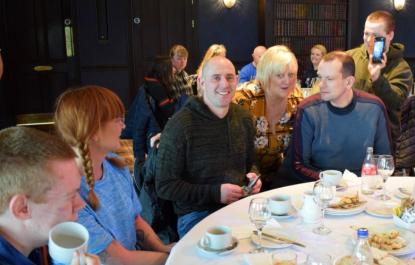 Cornhill Castle Afternoon Tea