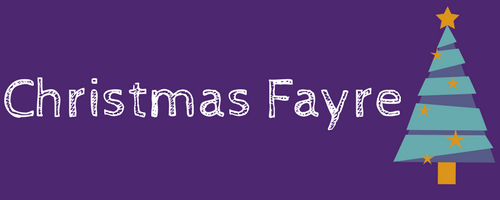 Christmas Fayre Blue Central