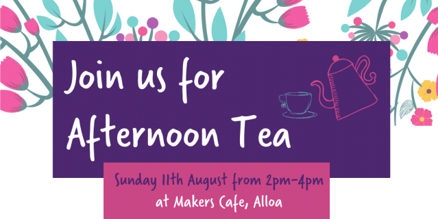 Afternoon Tea at Makers