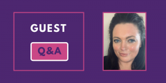 Guest Q&A - image of 1 woman