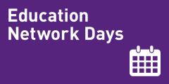 Education Network Day website