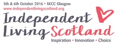 Independent Living Scotland Logo