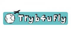 Try B4U Fly Logo
