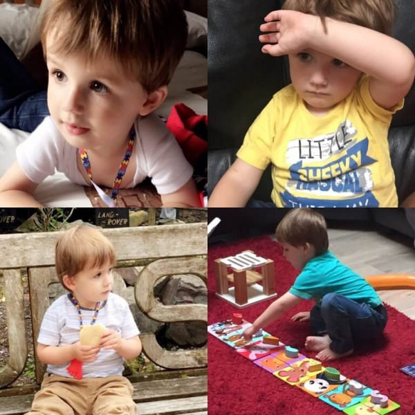 Autism in Focus - Charlie Millar