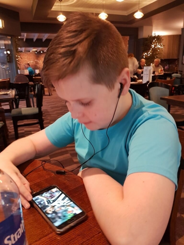 Autism in Focus - Melanie Barber