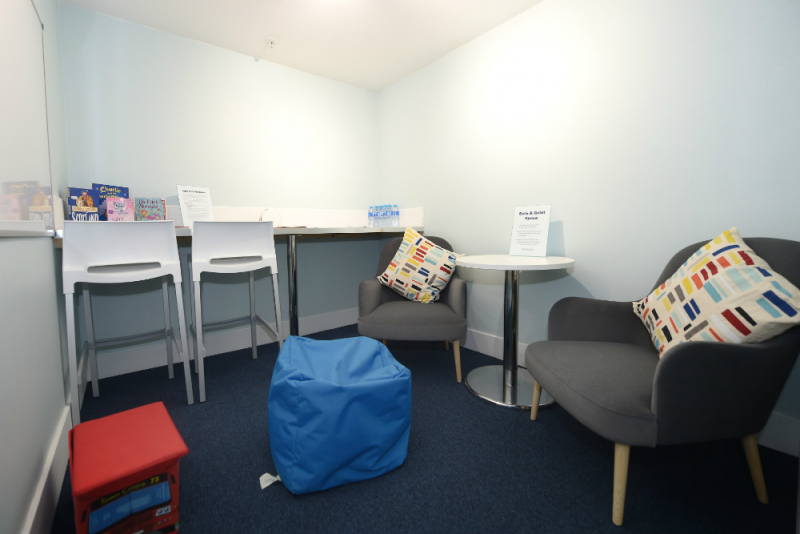 St Enoch Quiet Room
