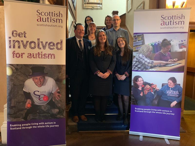 Cornhill Castle Scottish Autism