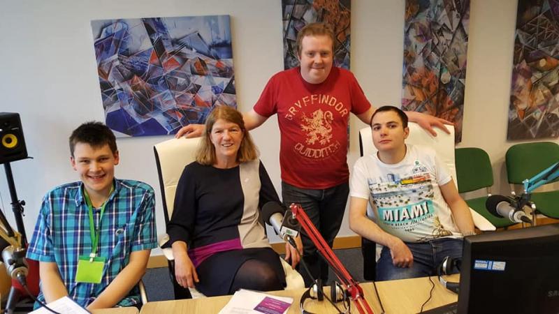 Dorry SAM Radio Scottish Autism Media