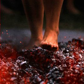 Firewalk event Glasgow