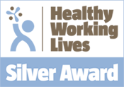 Healthy Working Lives Silver Award