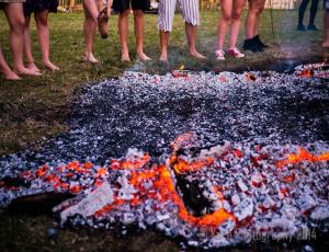 Firewalk event edinburgh