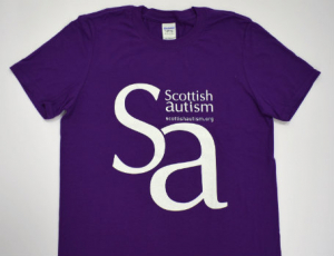 Scottish Autism T-shirt