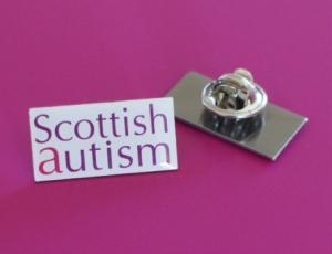 Scottish Autism Pin Badge