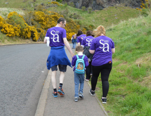 Walk for Autism Glasgow