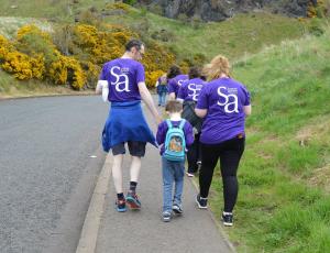 Walk for Autism Glasgow