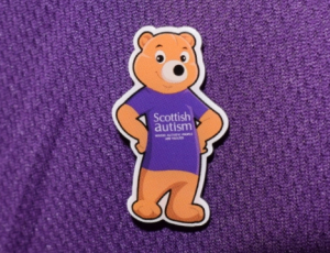 Wallace Pin Badge