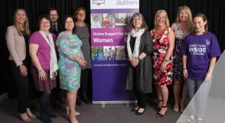 Right Click Women and Girls Launch